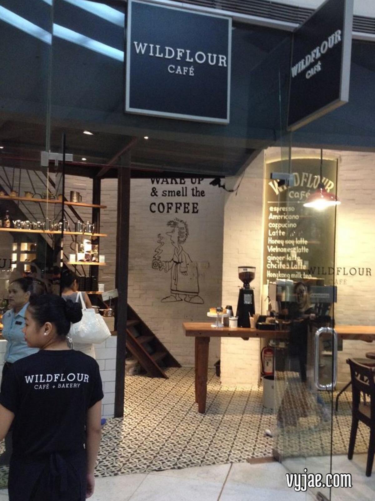 Wildflour Cafe