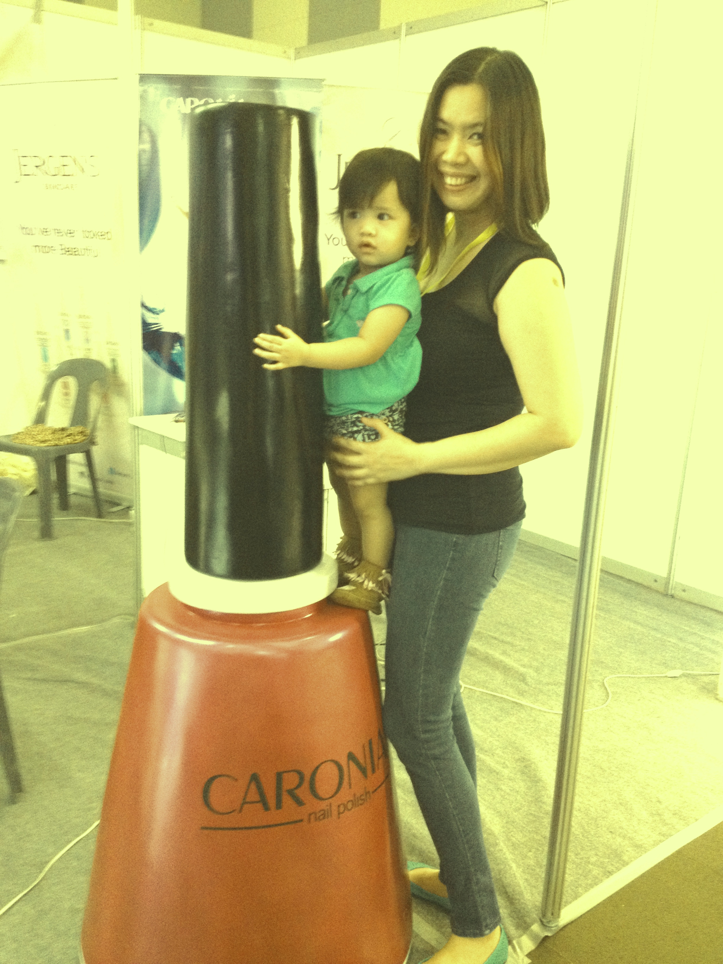 Caronia @ Blogapalooza 2014