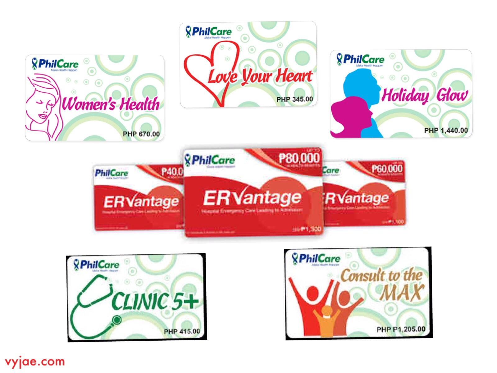 philcare bundle cards