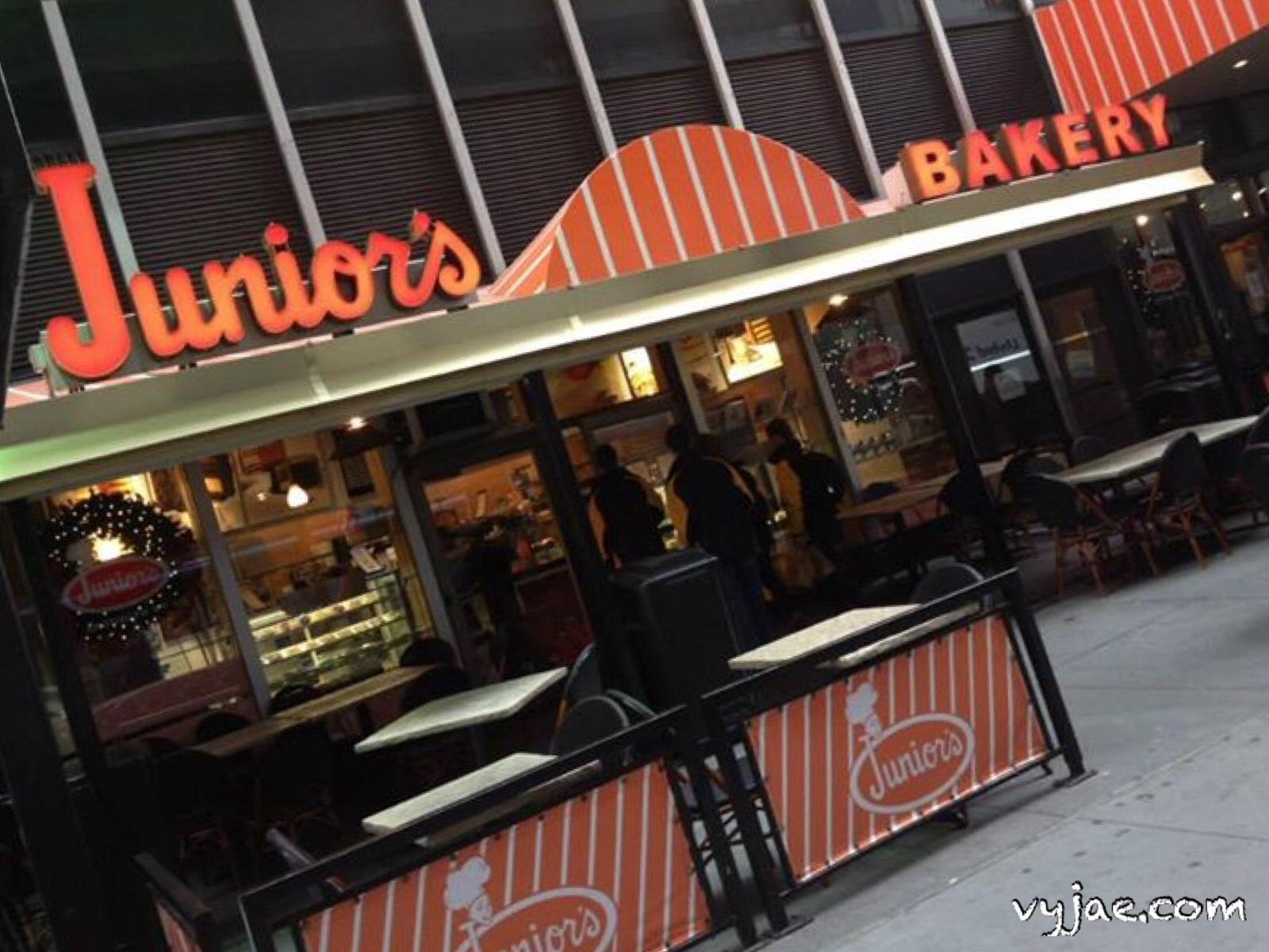 Junior's Bakery