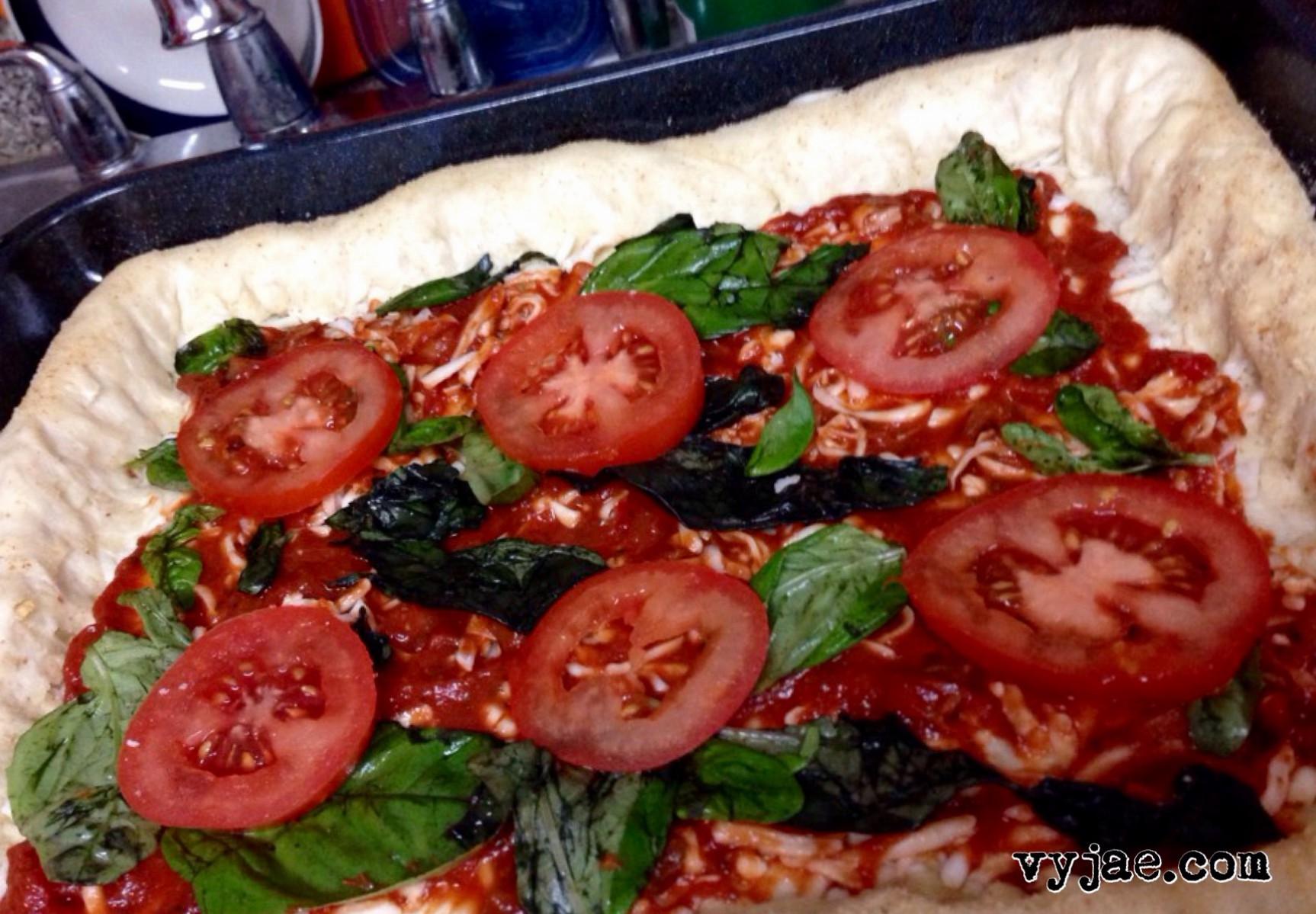 Add fresh tomatoes