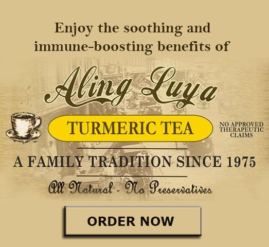 aling luya turmeric tea