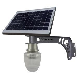 CDR-King Solar Powered Light
