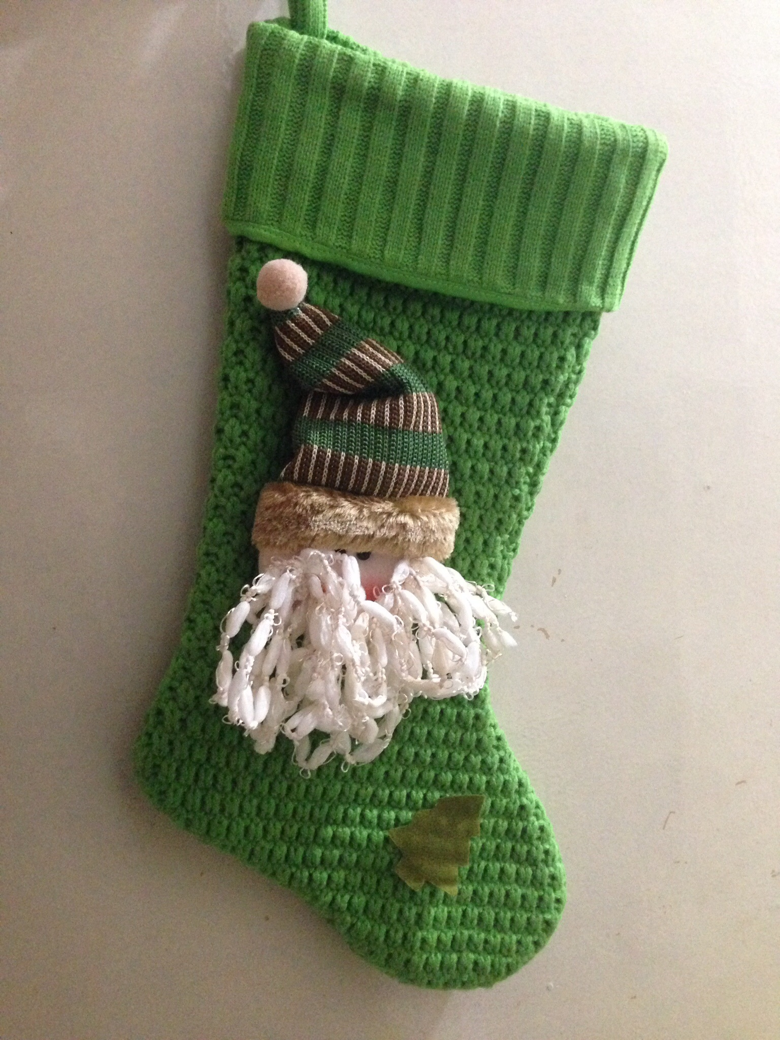 knitted xmas socks for only Php199